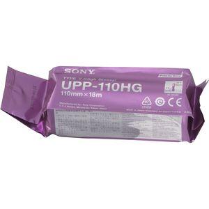 Papel para Ultrassom para Impressora UPP-110HG Sony