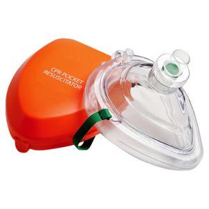 Máscara Ressuscitadora para RCP Pocket MD