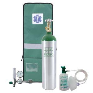 Kit Oxigênio Premium 3L Fibra Cirúrgica