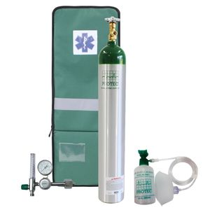 Kit Oxigênio Premium 5L Fibra Cirúrgica