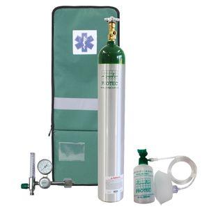 Kit Oxigênio Standard 5L Fibra Cirúrgica