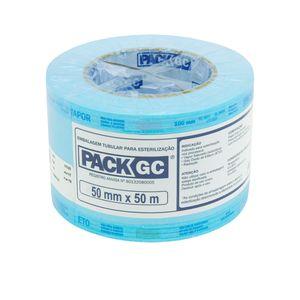 Rolo para Esterilização Termo Selante 50mm x 50m Pack GC Zermatt
