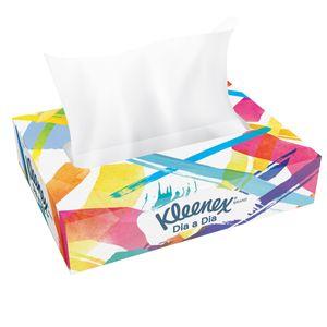 Lenço de Papel com 50 folhas Kleenex