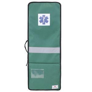 Bolsa Mochila para Inaloterapia Standard Cilindro 5 Litros Verde 702 Fibra Resgate