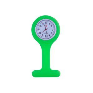 Relógio de Lapela Supermedy Verde