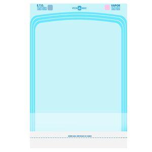Envelope para Esterilização Auto Selante 150 x 250mm com 100un. VedaMax Zermatt