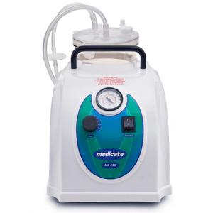 Aspirador de Secreção MD 300 3L Bivolt Medicate