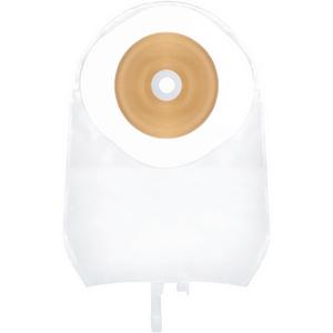 Bolsa de Urostomia Active Life Convexa Microporosa Drenável 22mm Transparente com 5un. Convatec