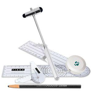 Kit Fisioterapia Simples com Lápis Dermatográfico