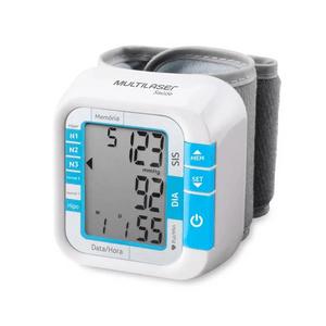 Aparelho de Pressão Digital de Pulso Multilaser