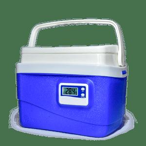 Caixa Térmica com Termômetro Digital 5L Incoterm